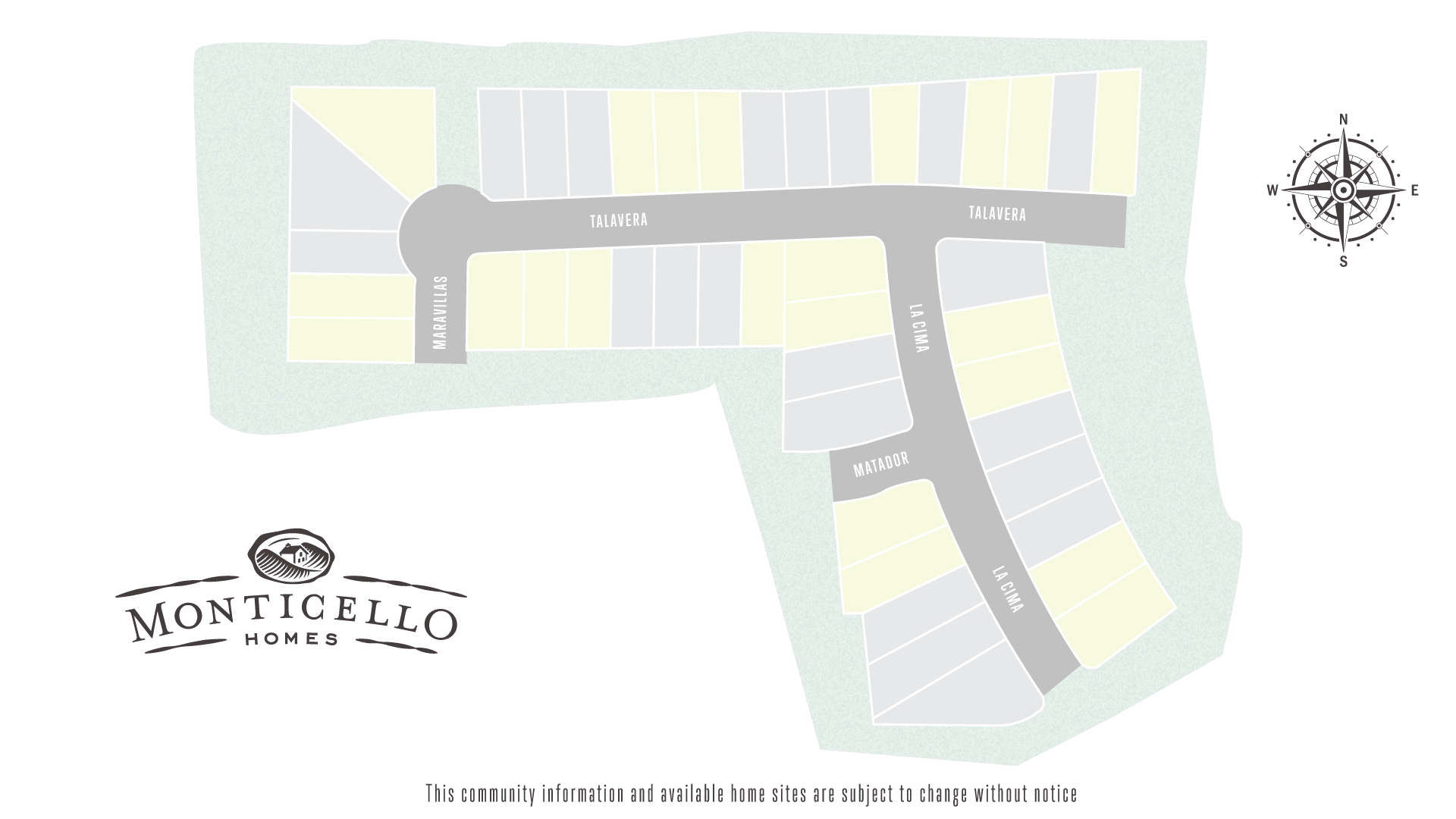Boerne, TX Esperanza : The Village of El Prado New Homes from Monticello Homes